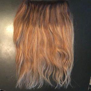 Sunny hair halo Extension